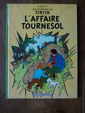 TINTIN - L'AFFAIRE TOURNESOL - B39 - HERGE