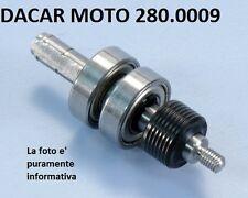 280.0009 ALBERO POMPA ACQUA MOTORE POLINI PIAGGIO  NRG MC3 PURE JET