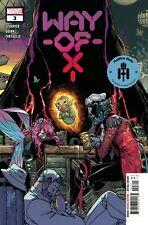 Way of X #3 Comic Book 2021 - Marvel Hellfire Gala