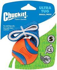 -Chuckit-Ultra Tug piccolo 4,8 cm cane giocattolo postato oggi se pagato prima delle 13