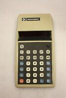 Commodore 899D État Solide Calculatrice Électronique Vintage 1970s