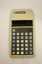 COMMODORE 899D SOLID STATE ELECTRONIC CALCULATOR VINTAGE 1970s