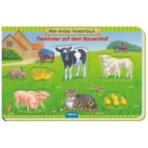 Mein erstes Fensterbuch Tierkinder auf dem Bauernhof
