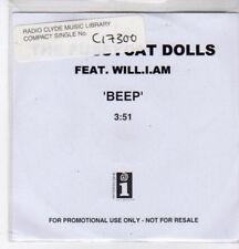 (BO840) The Pussycat Dolls, Beep ft Will.i.am - 2006 DJ CD
