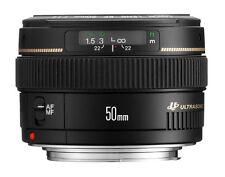Canon EF 50mm f/1.4 USM 1 YR CANON USA WARRANTY