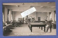 RP 4th Canadian General Hospital Basingstoke Patient's Billiards Snooker Room