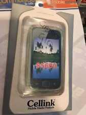 Samsung Galaxy Gio S5660 Fitted TPU Flexible Skin Case in Clear TPU6436-101