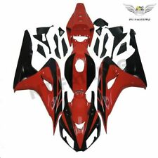 NT Red Black Injection Bodywork Fairing Fit for 2006 2007 Honda CBR1000RR  p0104
