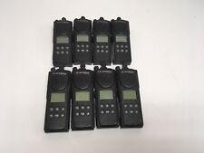 8 Motorola XTS3000 Model II VHF Digital Radios H09KDF9PW7BN TESTED