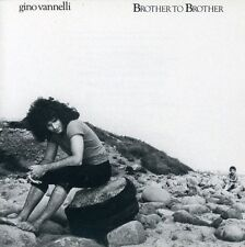 Gino Vannelli - Brother to Brother [New CD]