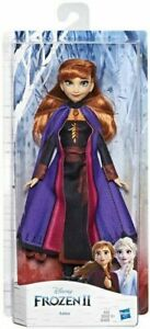 Disney Frozen 2 Anna with Long Red Hair & Outfit Fashion Doll!