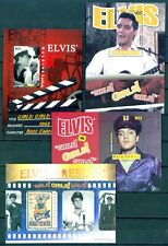 Malediven Maldives 2010 - Elvis Presley - Film aus 1962 - Kino - Block 626-629