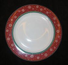 "SAKURA Penguins by Debbie Mumm Dinner Plate ~ 10.75"""