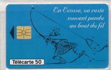 Télécarte Privée Publique EN734 Ecosse ref TPN524
