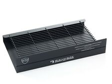 BLACK KNIGHT BRICK BARBECUE BLACK FINISHED GRID, GRILL & EMBER GUARD 90 x 40cm