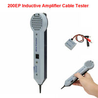 200EP Inductive Amplifier Wire Cable Finder Detector Tester Toner Tone Generator
