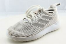 adidas Cloudfoam Toddler Sz 11 Medium White Running Fabric Unisex