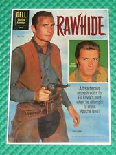 RAWHIDE #1160 Dell Four-Color Silver Age File Copy High Grade Eastwood (1961)