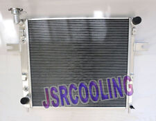 2 ROW performance Aluminum Radiator fit for JEEP GRAND CHEROKEE 4.0L 99-2004 New
