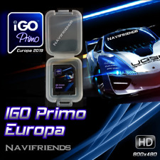 iGO PRIMO Navigation Software / SD Karte / neue Here® 2019 Maps - Premium Paket