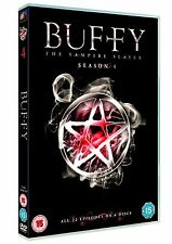 Buffy the Vampire Slayer - Season 4 Sarah Michelle Gellar, Nicholas Brendon DVD