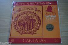 Bach Cantatas 192 & 172  Hermann Achenbach / Tubinger Kantatenchor - Oryx 111 NM