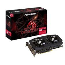 Sealed PowerColor AMD Radeon RX580 RED DRAGON 4GB GDDR5 AXRX 580 4GBD5-3DHDV2/OC