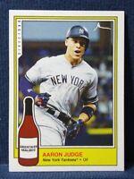 Aaron Judge SP 2019 Topps Direct 360 New York Yankees