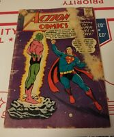Action Comics #242 1st Appearance of Brainiac Priced To Sell Excellent Deal!