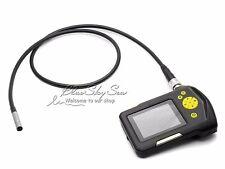 "Dia8.2mm 1M 2.7"" LCD NTS100 Endoscope Borescope Snake Inspection Tube Camera DVR"