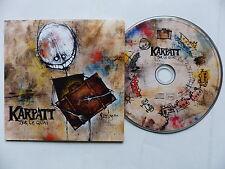 CD  album promo 14 TITRES karpatt sUR LE QUAI K682278