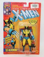 X-Men Wolverine Second Edition Action Figure Marvel Toy Biz Vintage 1994