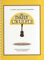 DAILY UKULELE 365 Songs for Better Living*