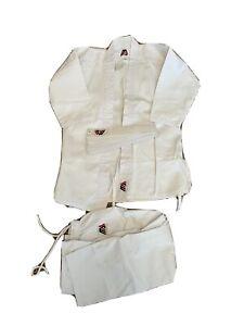 Kids White Karate suit 1/140