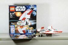 Lego 7931 Star Wars - Jedi T-6 Shuttle - OVP,  BA + ALLE FIGUREN