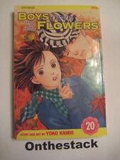 MANGA:    Boys over Flowers (Hana Yori Dango) Vol. 20 by Yoko Kamio (2006)