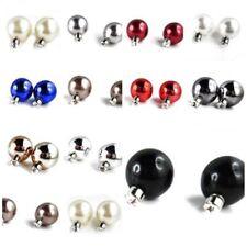 Mode-Ohrschmuck aus gemischten Metallen mit Strass-Perlen