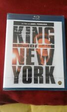 KING OF NEW YORK (1991)  BLURAY