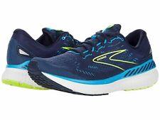 Brooks Man's Running Shoes Glycerin GTS 19 Size 10.5 Medium D 110357-1D-443