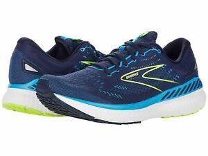 Brooks Man's Running Shoes Glycerin GTS 19 Size 11 Medium D 110357-1D-443