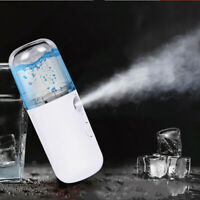 Portable Nano Mist Sprayer for Disinfecting & Face Hydration. FREE Shipping