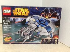 Lego Star Wars Droid Gunship 75042 With 4 Minifigs Retired 2014