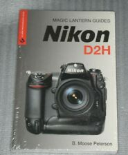 Nikon D2H Instruction Book Manual Magic Lantern Guides New