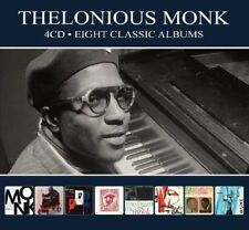Thelonious Monk - 8 Classic Albums [New CD] Germany - Import