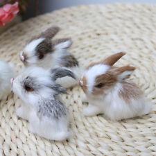 Lovely Simulation Rabbit Animal Doll Plush Stuffed Toy Kids Gift Home Decor Fine