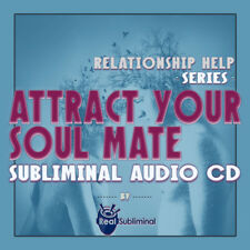 Subliminal Relationship Help Series: Attract Your Soul Mate Subliminal CD