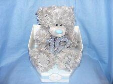 Me To You Bear Plush 18th Birthday Bear Present Gift G01W4087 Tatty Teddy NEW