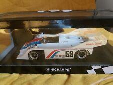 PORSCHE 917 917/10 Spyder CanAM #59 Brumos Haywood 1973 MOhio Minichamps SP 1:18