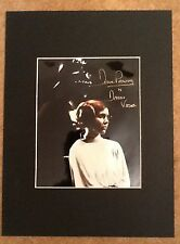 DAVID PROWSE  STAR WARS  DARTH VADAR  Hand Signed Mount Display   Rare Item