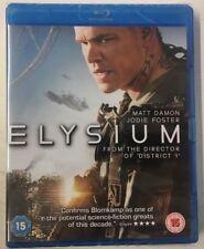 Elysium (Blu-ray +UV) Matt Damon, Jodie Foster